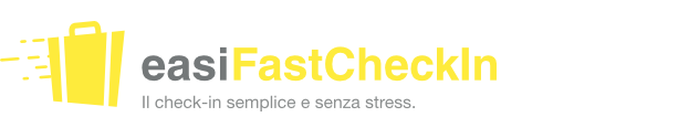 easiFastCheckIn - Check-in semplice e senza stress.